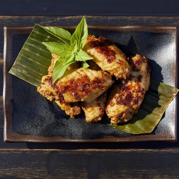 Ayam Bakar Chicken Wings